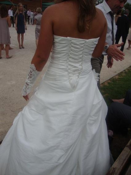 Pin by Occasion du Mariage ODM on Robes de mariée et articles de mari ...