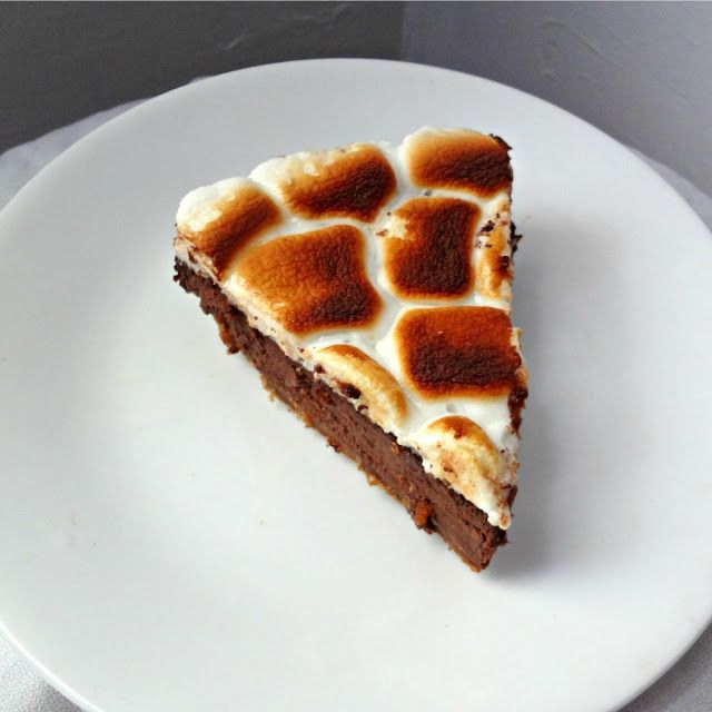 mores Pie | Recipes | Pinterest