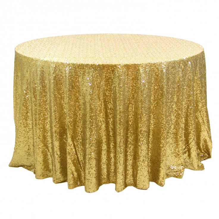 Sequin round tablecloth 120 for 120 round table cloths