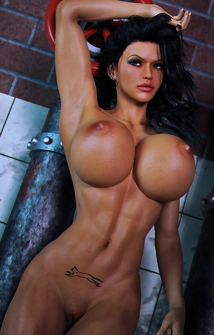 Nude big tit 3d photos cartoon images