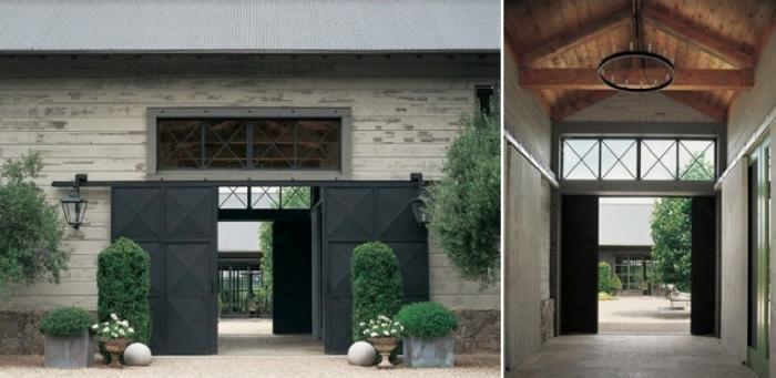 10 Favorites Exterior Sliding Barn Doors By