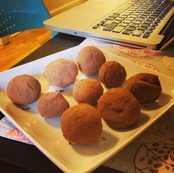 Bourbon truffles | Sweet Tooth | Pinterest