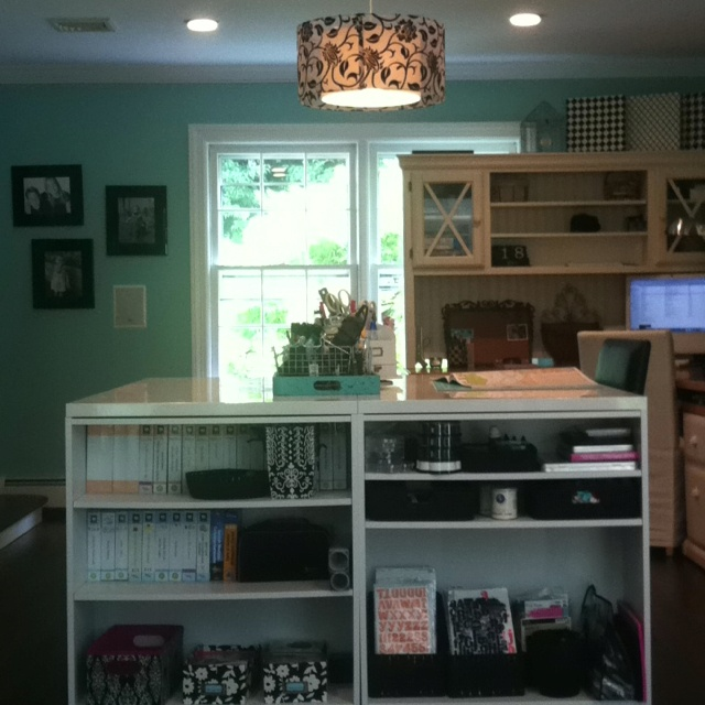 Scrapbook Room Craft Room Ideas Pinterest