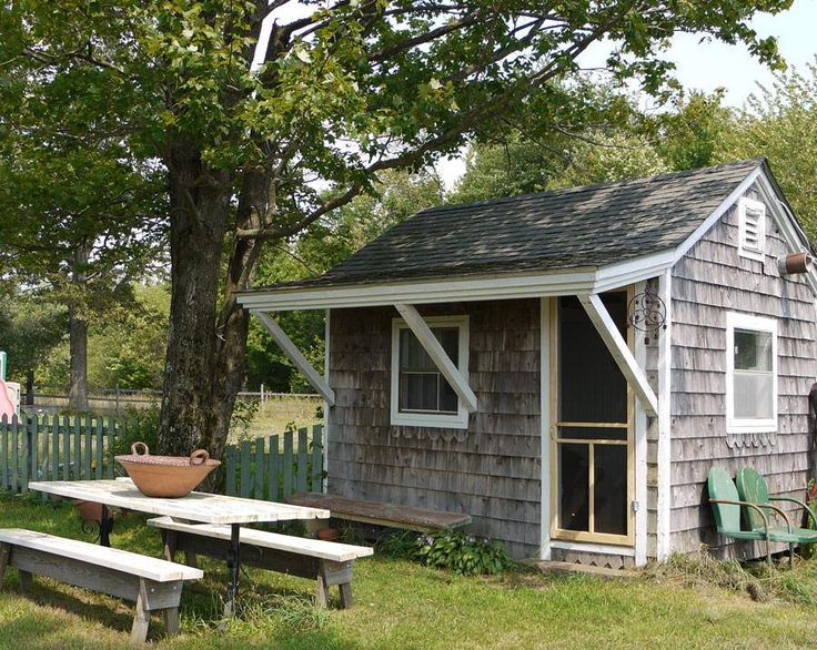 Shed turned into tiny house homes houses and other for Pictures of sheds turned into homes