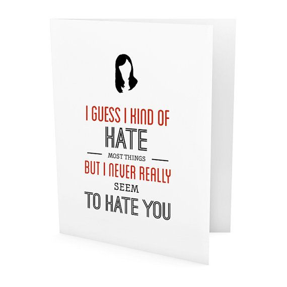 valentines quotes hate