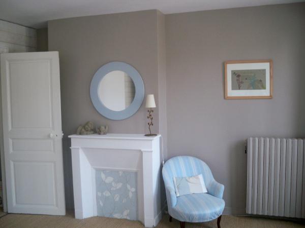 Idee Deco Chambre Bb Mixte : Gris et bleu  Bedroom  Pinterest