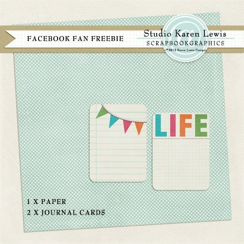 Tiny kit freebie from Karen Lewis Designz #scrapbook #digiscrap #scrapbooking #digifree #scrap