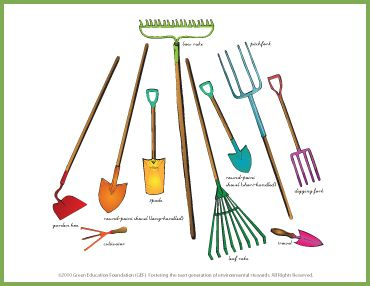 Gardening tools gardening stuff pinterest for Gardening tools 4 letters