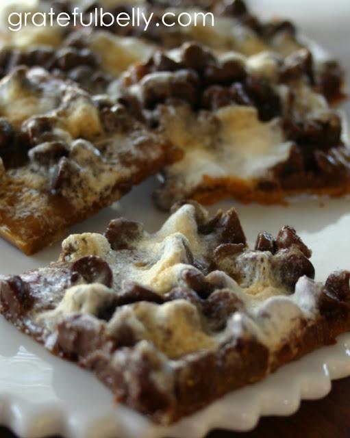 Indoors S'mores | Desserts | Pinterest