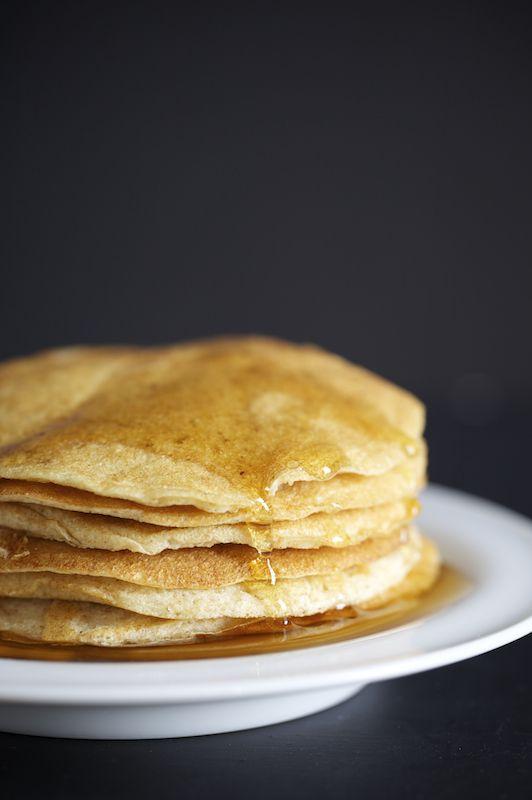 Spelt & Yogurt Pancakes