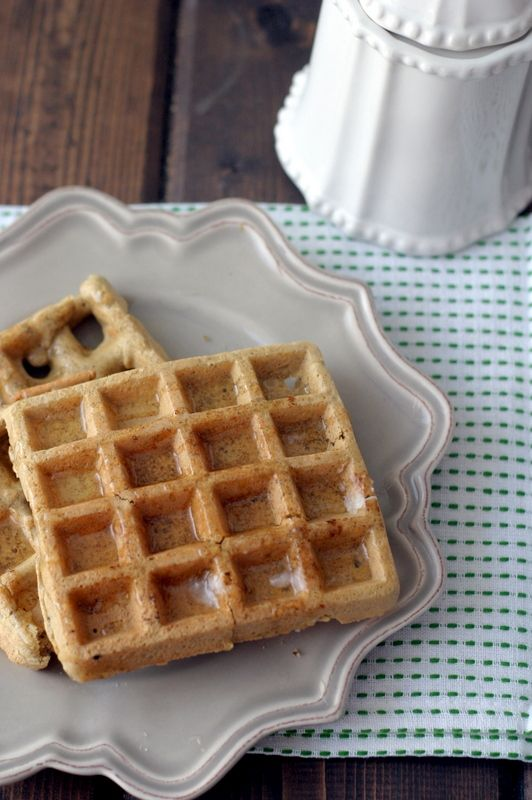 Whole Wheat Blender Pancakes/Waffles and How To Freeze ...