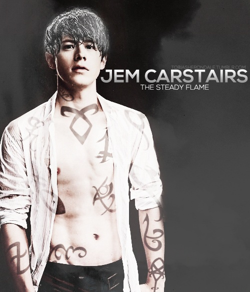 James Carstairs. | Infernal Devices | Pinterest