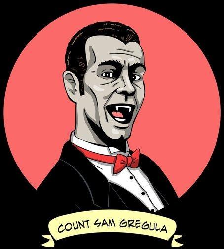 Count Sam Gregula