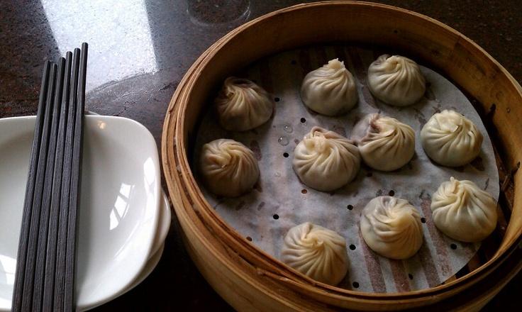 Din Tai Fung, Red Bean Dumpling (豆沙包)