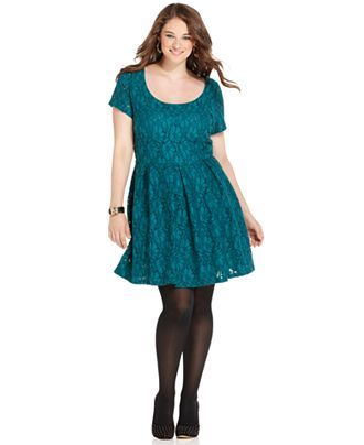 Junior Plus Size Clothing