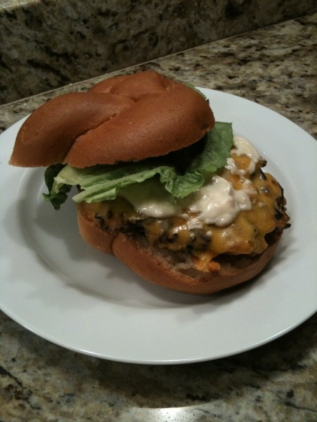 Vegetarian Wild Rice Burger | Brilliant Ideas! | Pinterest