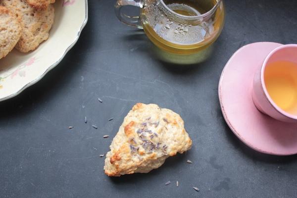 Sweet Lavender Buttermilk Scones | Deliciousness | Pinterest