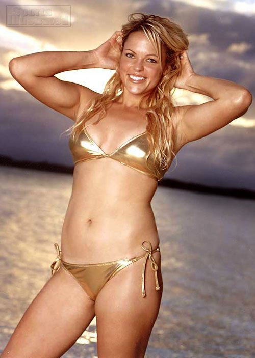 Jennie Finch - Sports Illustrated Swimsuit 2005 Photographed by ...
