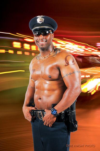 Police Officer Calendar   2014 Firefigher/Police Officer Calendars
