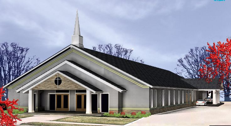 Church Designs And Floor Plans Seating 400