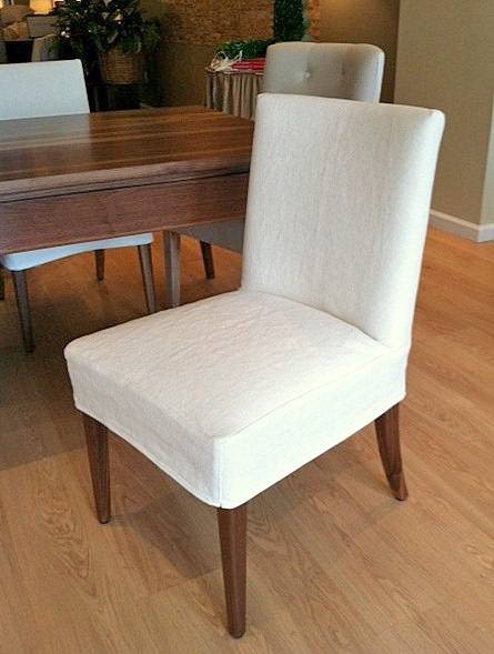 Berlin dining chair with linen slipcover WhiteIvory  : 4a3d32ad322444b2808ef09dfff860fe from pinterest.com size 445 x 589 jpeg 81kB