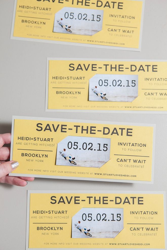 Create a save the date online free in Australia
