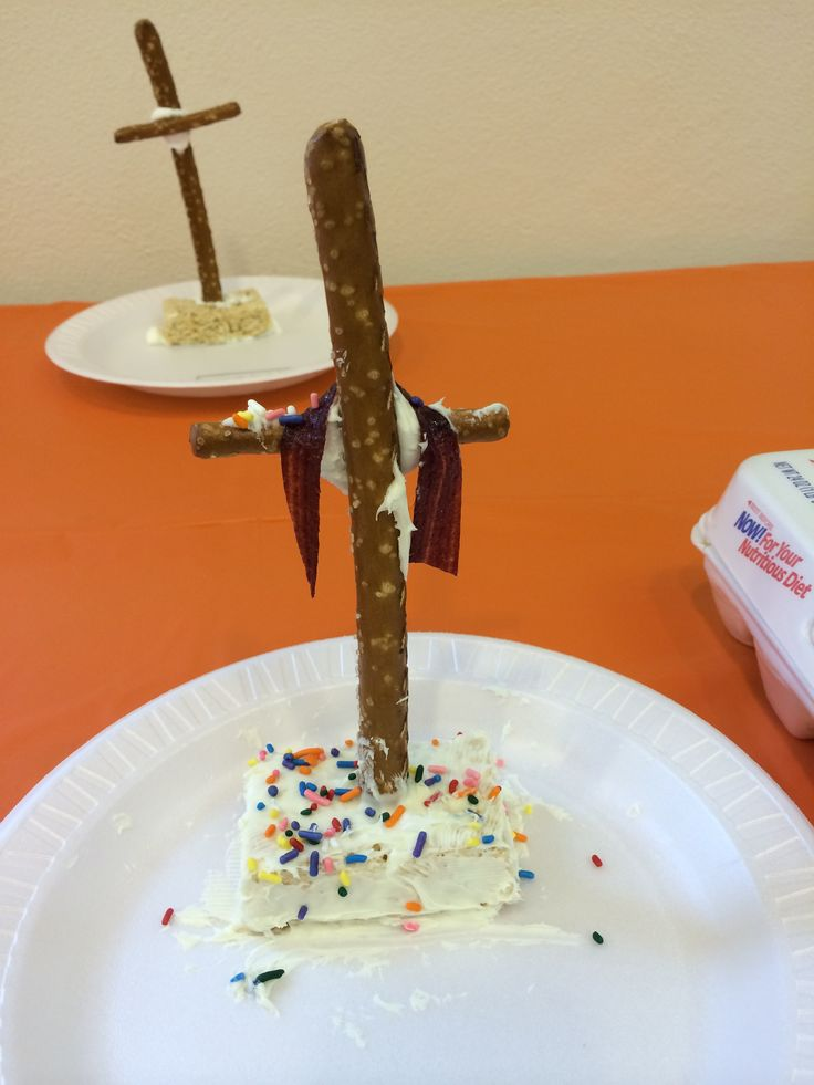 Easter Cross Craft | Crafts2014 | Pinterest