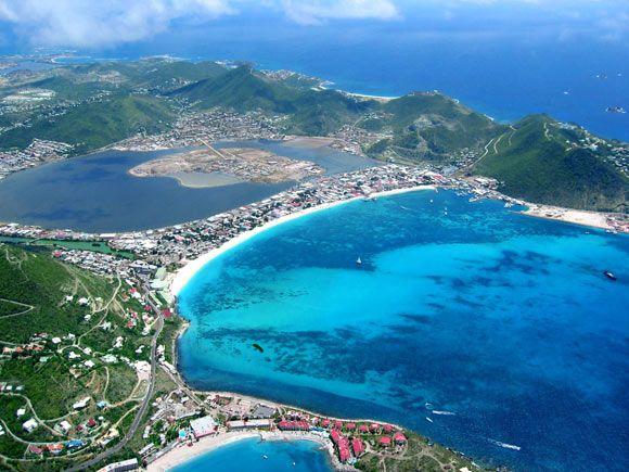 St.Maarten, Caribbean