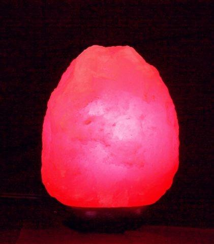 Persian Blue Salt Lamps : Red Himalayan salt lamp z- DeCO - Lampes Pinterest