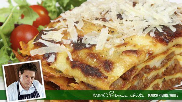 Lasagne alla Bolognese   Recipe