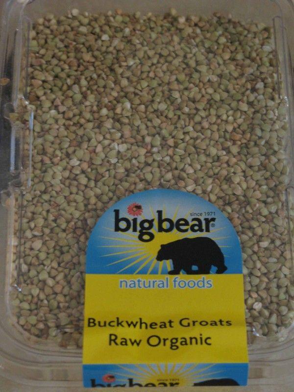 Buckwheat groat, green apple and wild rice salad - Philadelphia Gluten ...