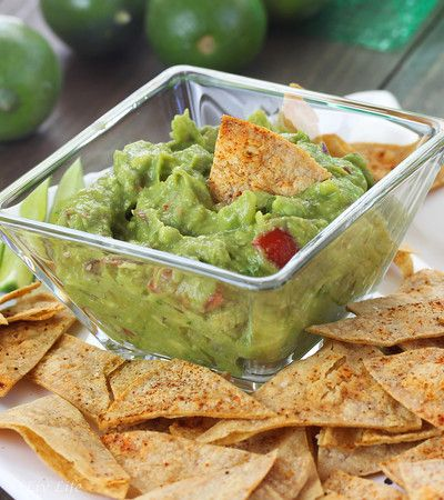 Classic Guacamole | Hummus & dips of all types | Pinterest