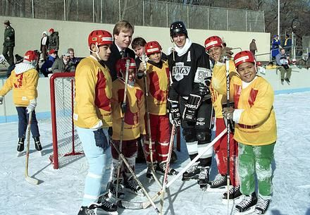 Ice hockey in harlem about us rising stars pinterest