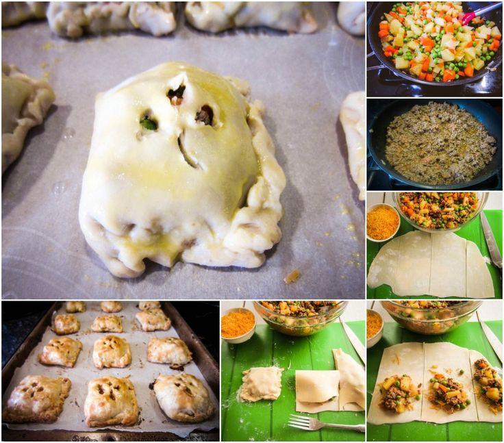 Irish Cottage Hand Pies, Cottage Hand Pies, Irish Recipes, Cottage Pie ...