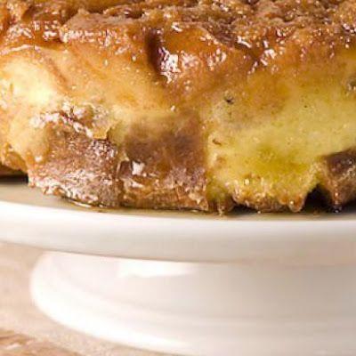 CARAMEL BREAD PUDDING | Recipes/Food | Pinterest