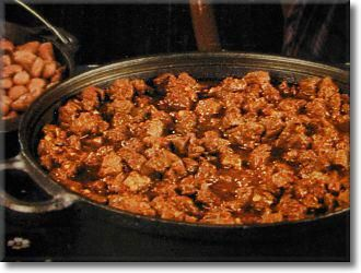 Real Texas Chili | Favorite Recipes | Pinterest