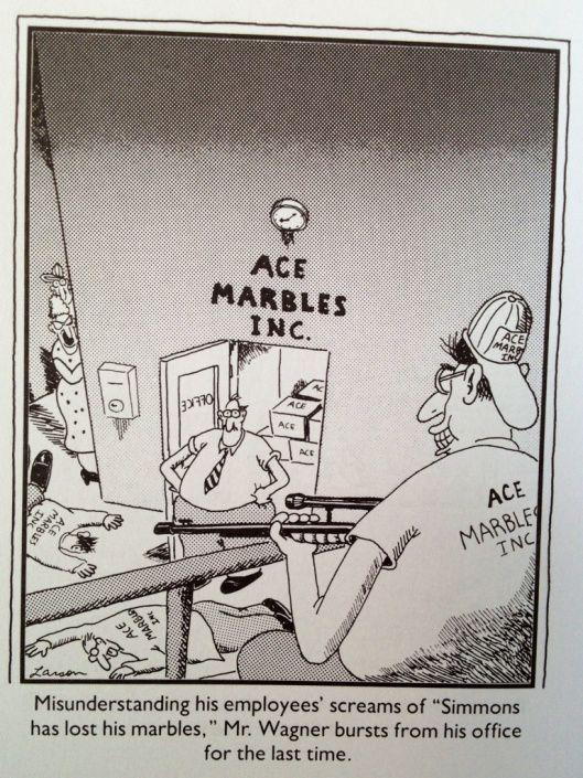 Funniest Far Side Comic Ever