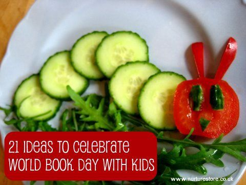 21 ideas for World Book Day (March 1)