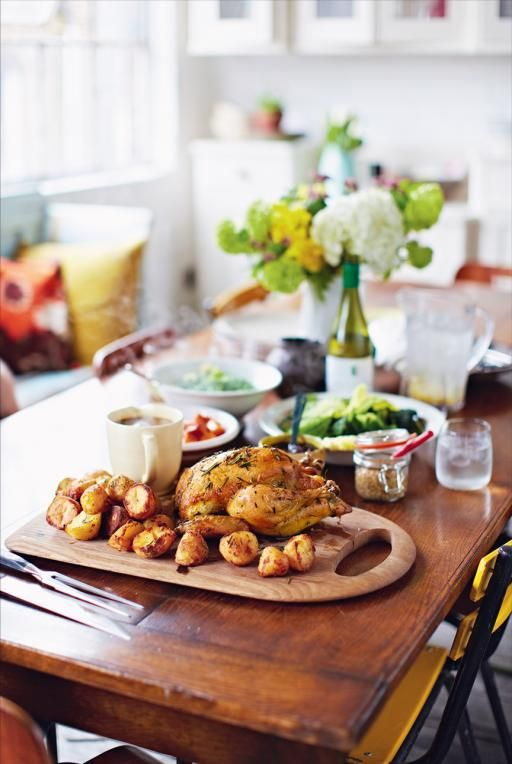 ... sunday roast chicken | Jamie Oliver | Food | Jamie Oliver (UK