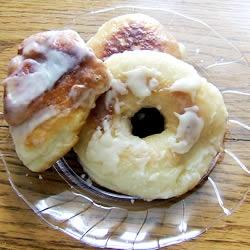 Crispy and Creamy Doughnuts | Recipe