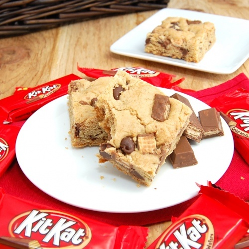 kit kat my favorite candy so think about kit kat bar cookies heaven