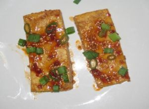 Korean Broiled Tofu | Recipes - Asian/Pacific Rim/Hawaiian | Pinterest