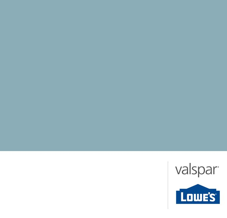 Lucy Blue From Valspar Home Reno Pinterest