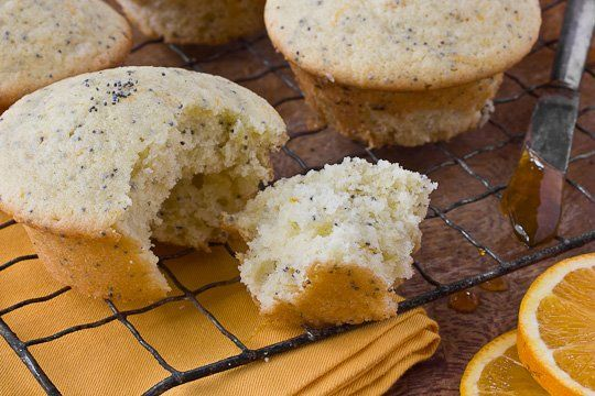Recipe: Orange Poppy Seed Muffins Recipes from The Kitchn | The Kitchn