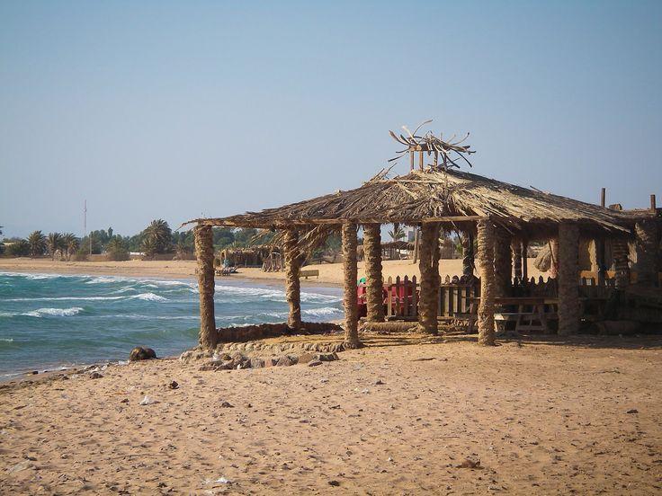 Nuweiba, Tarabin. Egypt. Beach escape.