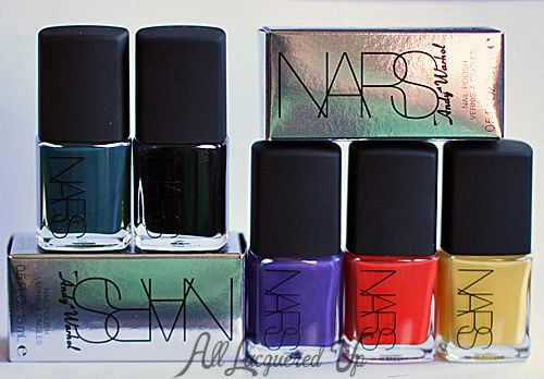 All Lacquered Up - A Nail Polish Fanatic's Resource