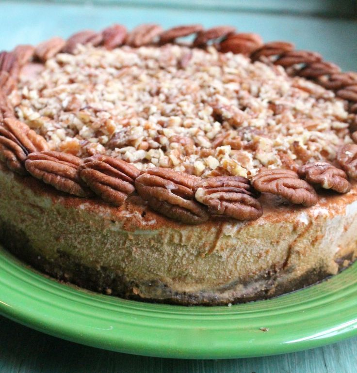 Raw pumpkin pecan pie | Foodies | Pinterest