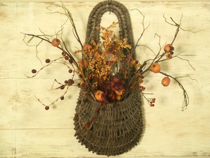 Kate's Place: Fall Basket