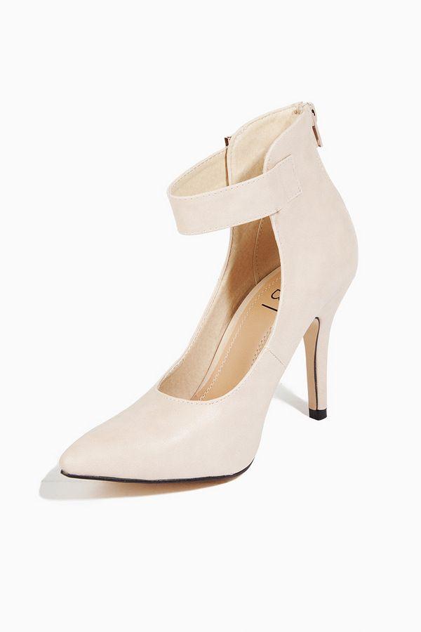 Stick Out Heels | // our shoe closet | Pinterest