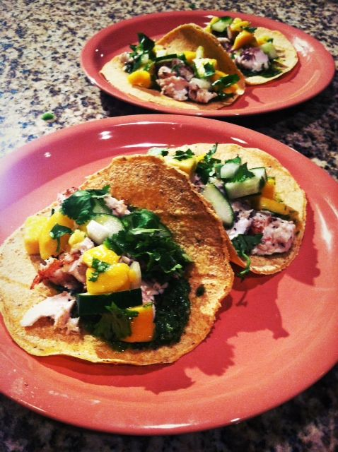 fish tacos | time to eat | Pinterest